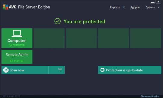AVG File Server Edition