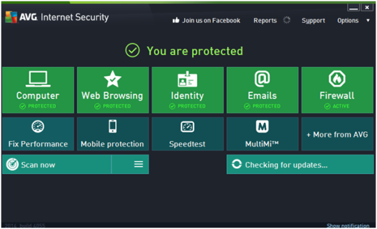 AVG Internet Security 2015