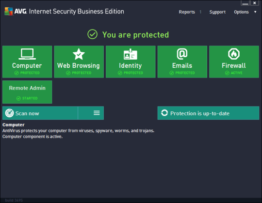 AVG Internet Security Business Edition 2015