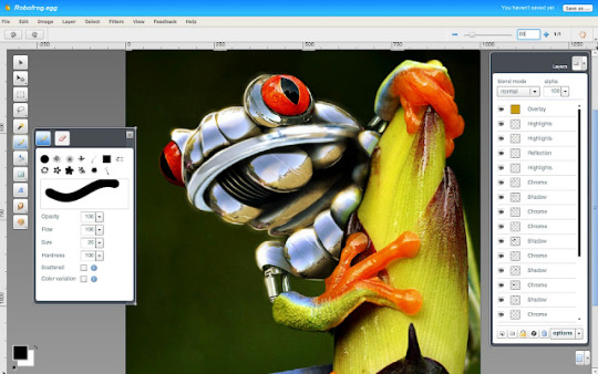 Aviary Image Editor for Chrome