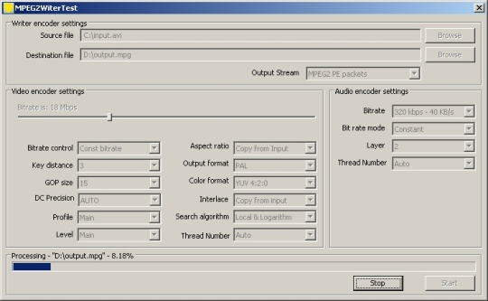 AVinCube Codec SDK