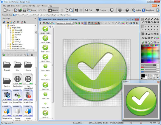 Axialis IconWorkshop