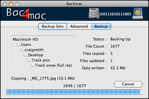 Bac4mac