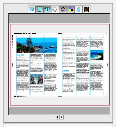 Badia PrintPreview for QuarkXPress
