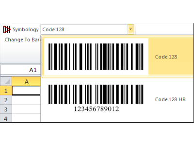 Barcode Add-in for Word