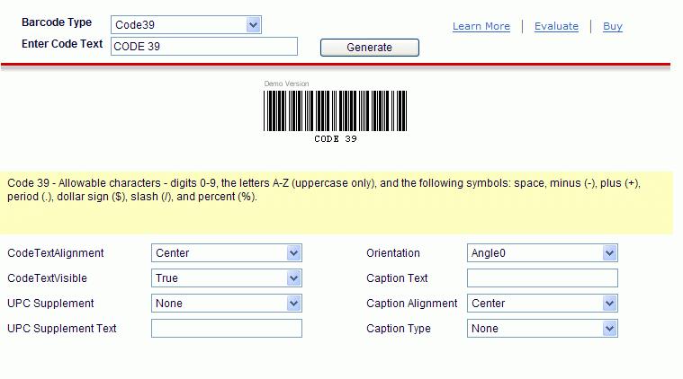 Barcode-Writer.NET