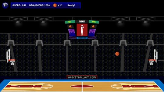 Basketball Aim for Windows 8