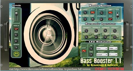 Bass Booster VST