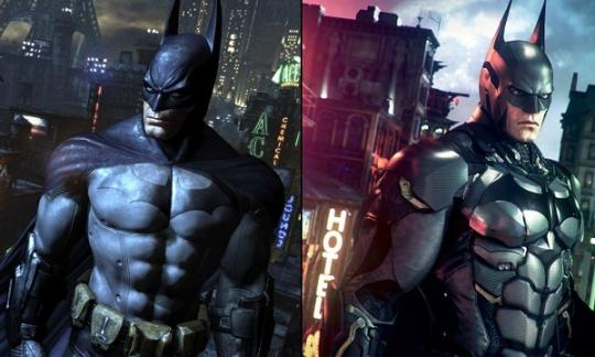 Batman Arkham Knight Theme HD Backgrounds