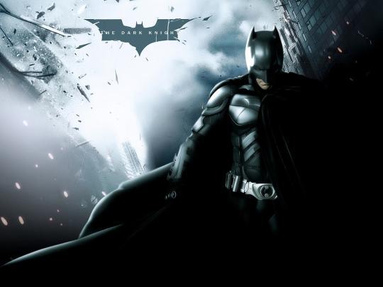 Batman World Windows Theme