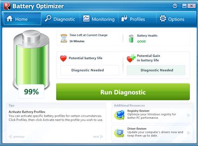 Battery Optimizer