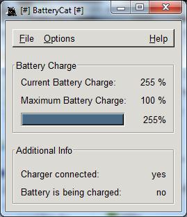 BatteryCat