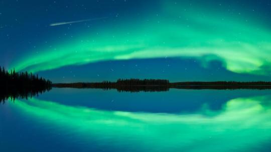 Beautiful Aurora Boreal Animated Wallpaper