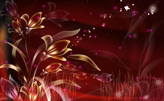Beauty Animated Wallpaper