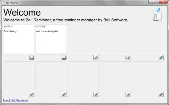 Bell Reminder
