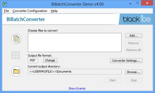 BiBatchConverter
