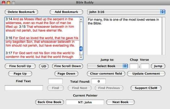 Bible Buddy