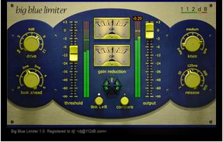 Big Blue Limiter (64-Bit)