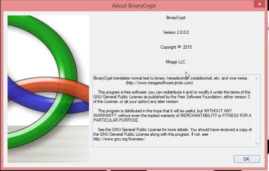 BinaryCrypt