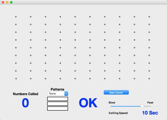 Bingo Caller 90