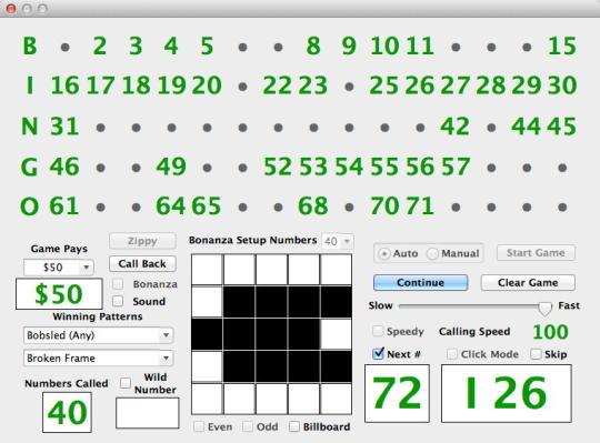 Bingo Caller Pro