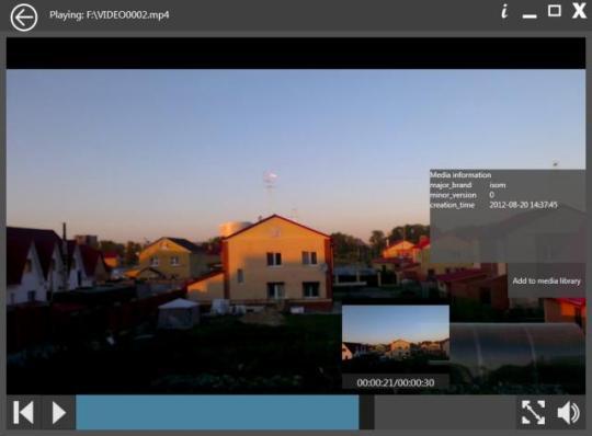 BitGriff Advanced Media Player