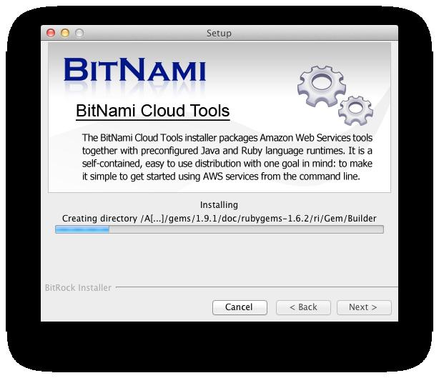 Bitnami Cloud Tools for Google Cloud