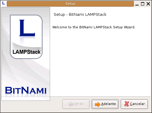 Bitnami LAMP Stack