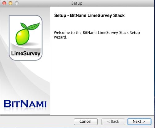 Bitnami LimeSurvey Module