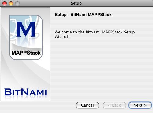BitNami MAPPStack