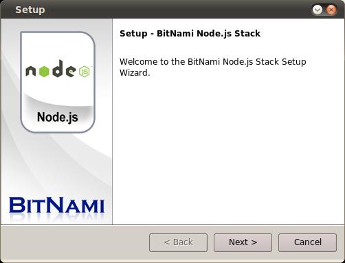 Bitnami Node.js Stack