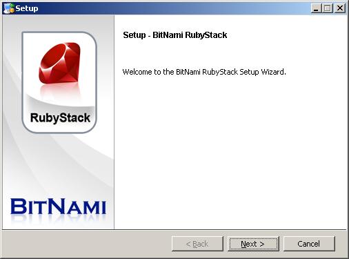Bitnami Ruby Stack
