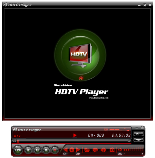 BlazeVideo HDTV Player Standard
