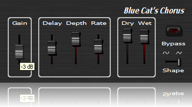 Blue Cat's Chorus VST (64-bit)