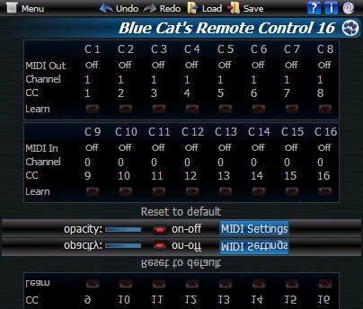 Blue Cat's Remote Control VST (64-bit)
