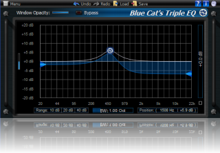 Blue Cat's Triple EQ (VST)