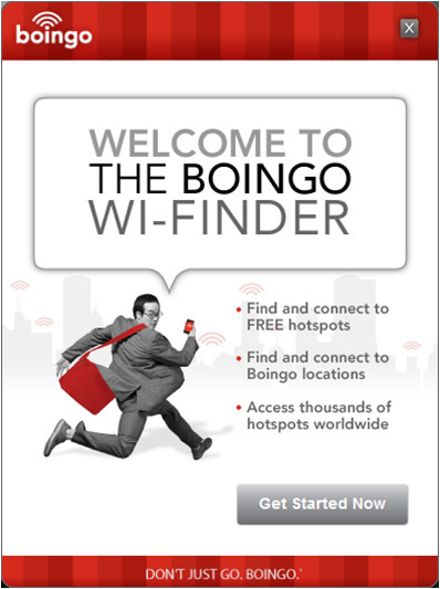 Boingo Wi-Finder Vista/7