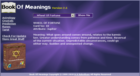 Book Of Meanings