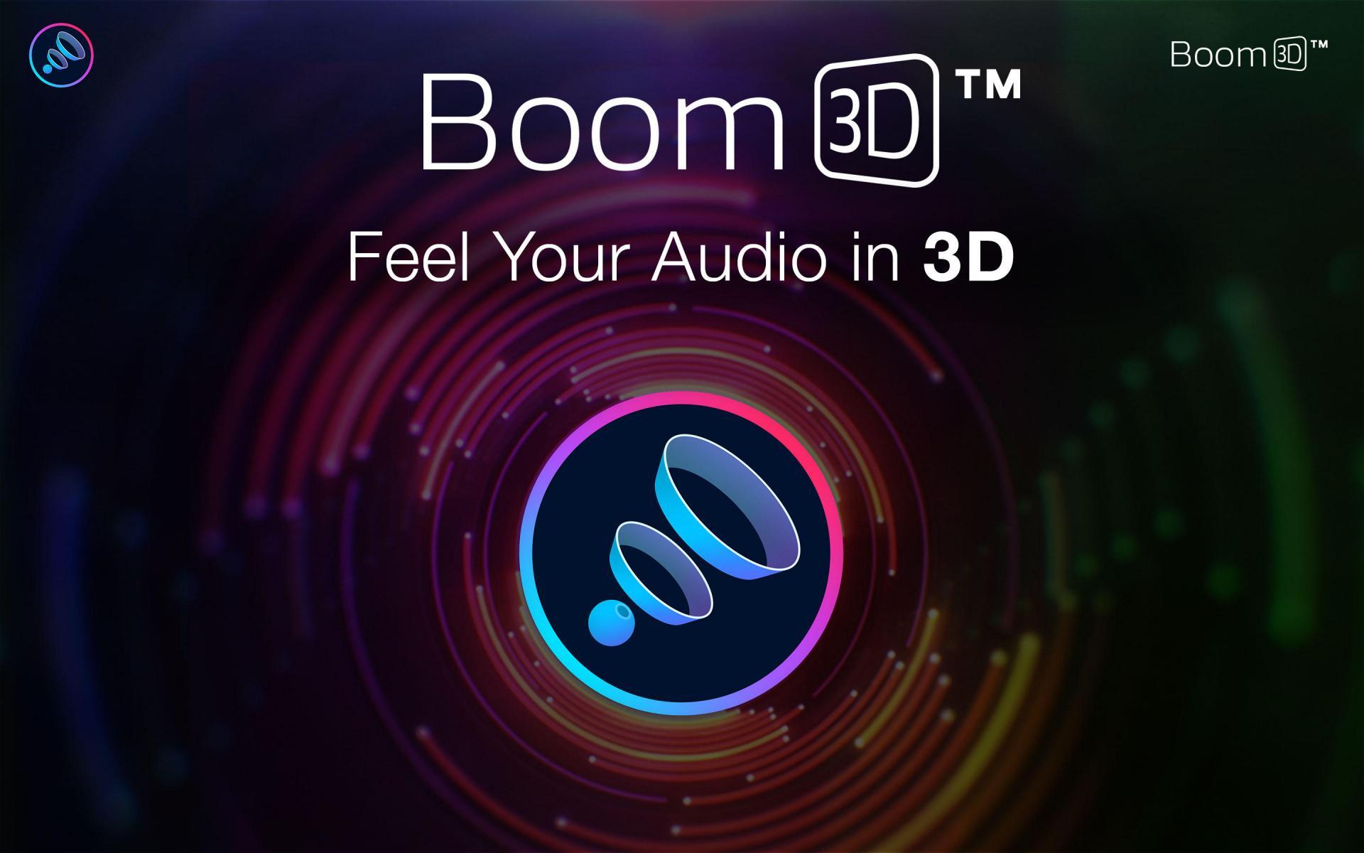 Boom 3D