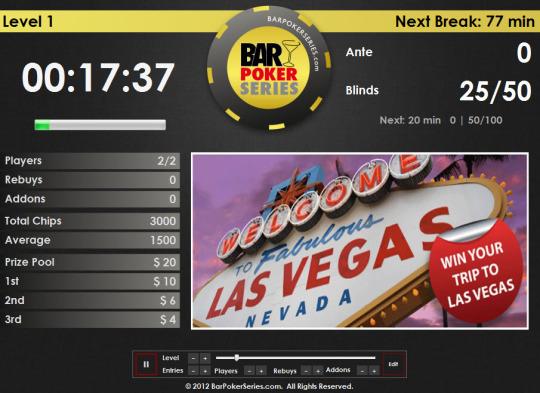 BPS Poker Timer