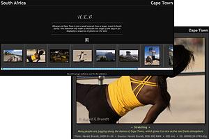 BragIt HTML Slideshow