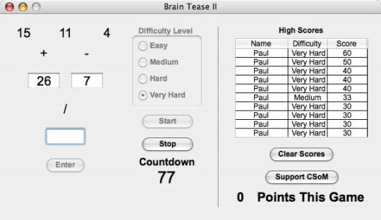 Brain Tease II