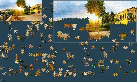 BrainsBreaker Jigsaw Puzzles