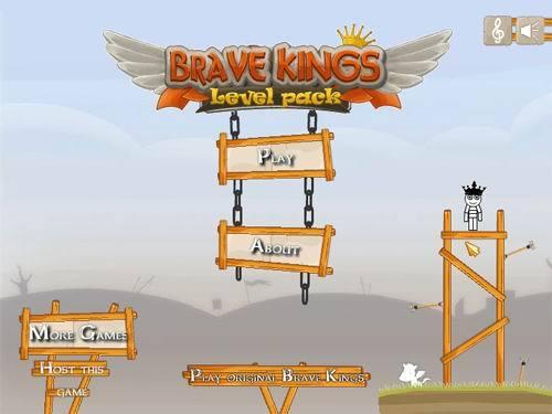 Brave Kings Level Pack