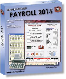 Breaktru Payroll 2015