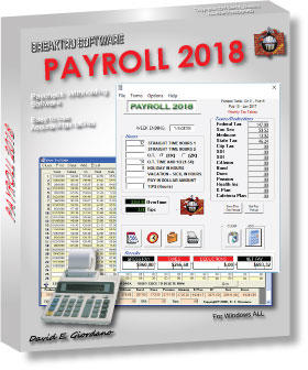 Breaktru Payroll 2018