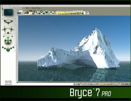 Bryce Pro