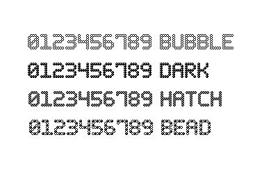 Bubble Pixel-7
