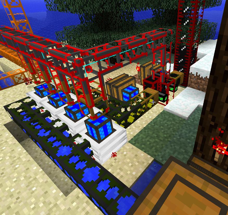 BuildCraft for Minecraft 1.7.10