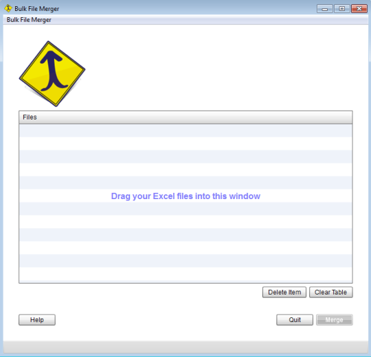 Bulk File Merger Standard